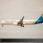 Boeing 737 - UR-PSI - Ukraine International