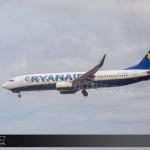 Boeing 737 - EI-DCM - Ryanair