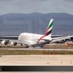 Airbus A380 - A6-EEC - Emirates