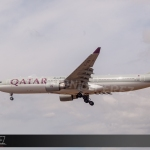 Airbus A330 - A7-AEM, Qatar