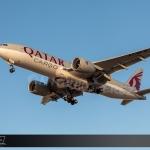 Boeing 777 - A7-BFW - Qatar
