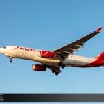 Airbus A320 - N332QT - Avianca Cargo