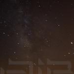 El cielo estrellado