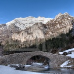 Puente románico - Bujaruelo