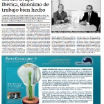 Comex en el Periodico de Aragón