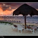 Amanecer en Riviera Maya