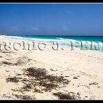 Playa paradisiaca en Sian Ka'an